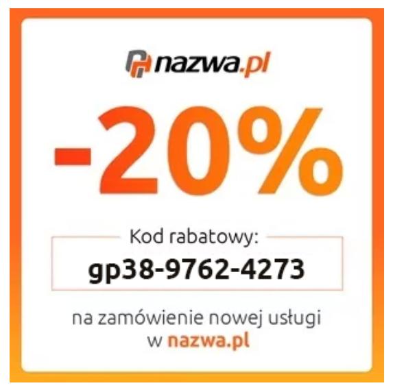 kod rabatowy nazwa.pl